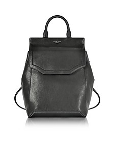 Black Leather Pilot Backpack II - Rag & Bone