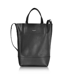 Black Leather Walker Convertible Tote Bag - Rag & Bone