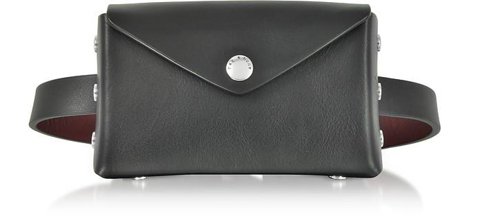 Medium/Large Color Block Leather Atlas Belt Bag - Rag & Bone