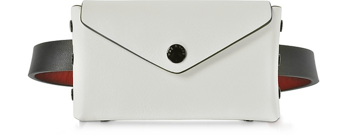Medium/Large Color Block Leather Atlas Belt Bag - Rag & Bone