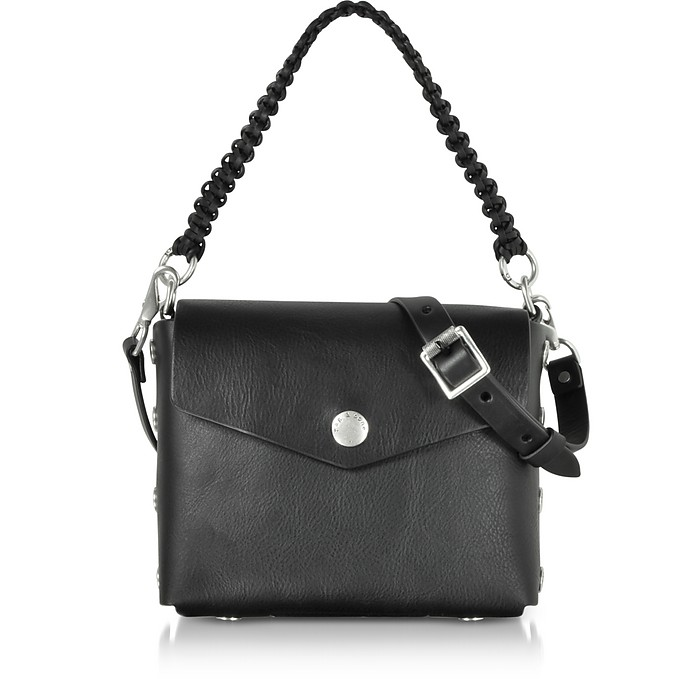 Black Leather Shoulder Bag - Rag & Bone