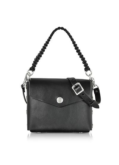 Black Leather Shoulder Bag - Rag & Bone