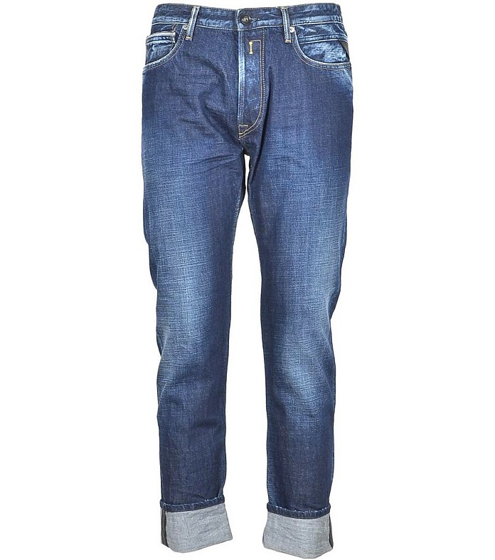 Men's Blue Jeans - Replay