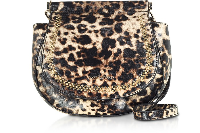 Pretzel Shoulder Bag - Roccobarocco