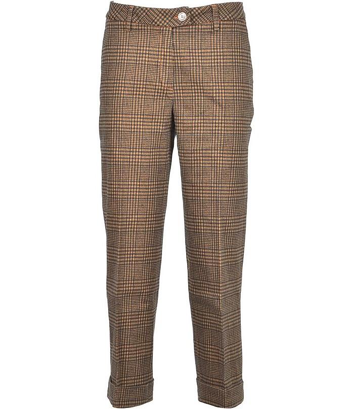 Women's Brown Pants - Re-Hash