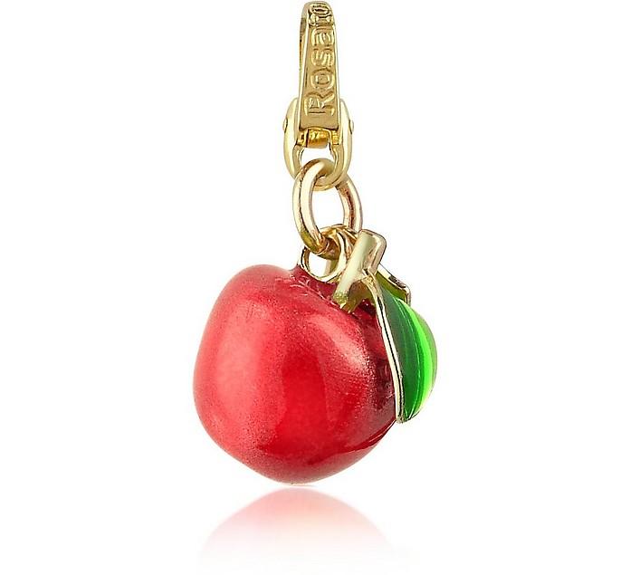 City - New York Apple Charm Pendant - Rosato / ロザート