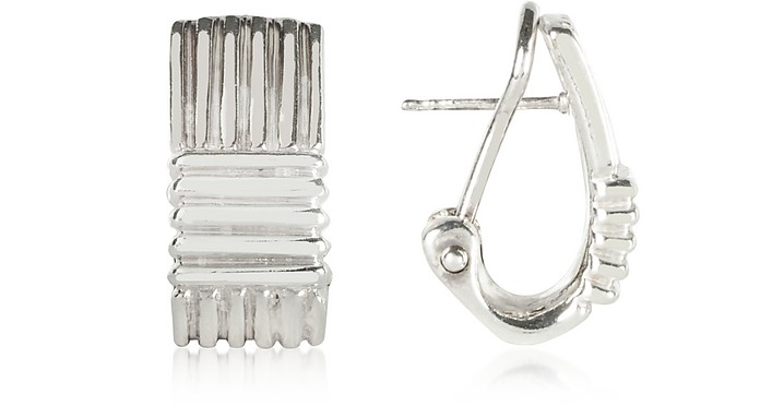Sterling Silver Earrings - Rosato