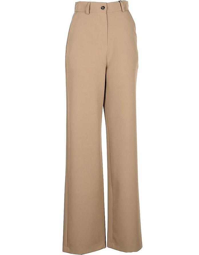 Women's Camel Pants - Revise