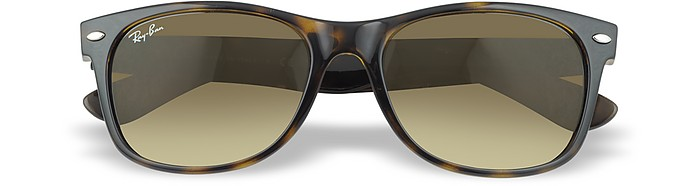 New Wayfarer - Square Acetate Sunglasses - Ray Ban