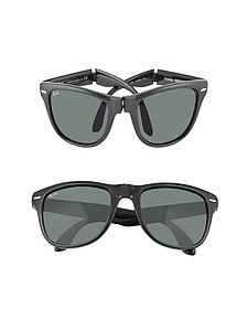 Wayfarer Folding - Square Acetate Sunglasses - Ray Ban