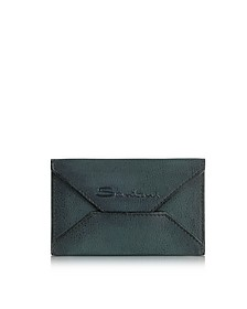 Business Credit Card Holder in Suede