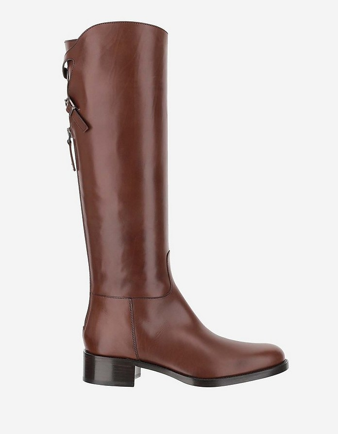 Brown Ankle Boots - Sartore
