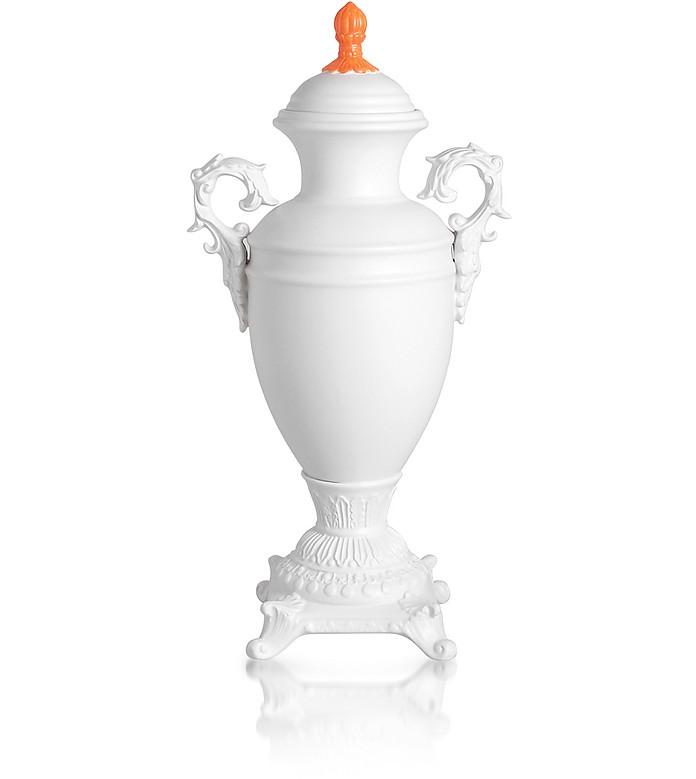Versailles Fluo - Fine Porcelain Vase - Seletti