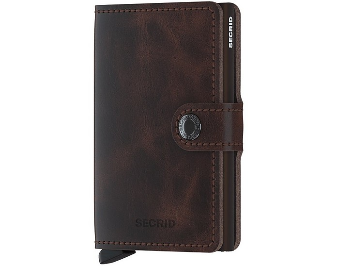 Brown Wallet - Secrid