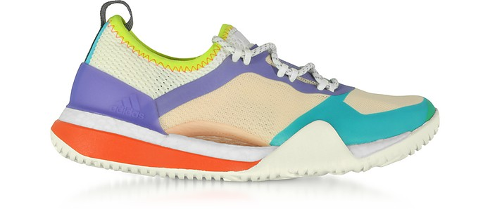 Nylon and Neoprene Pureboost X TR 3.0 Sneakers - Adidas Stella McCartney