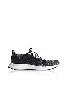 Core Black and Chalk White Ultraboost Parley Trainers - Adidas Stella McCartney