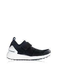 Core Black and Night Grey Ultraboost X Trainers - Adidas Stella McCartney