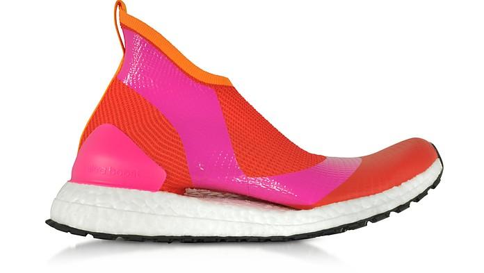 UltraBOOST X ATR44 Shock Pink Women's Sneakers - Adidas Stella McCartney