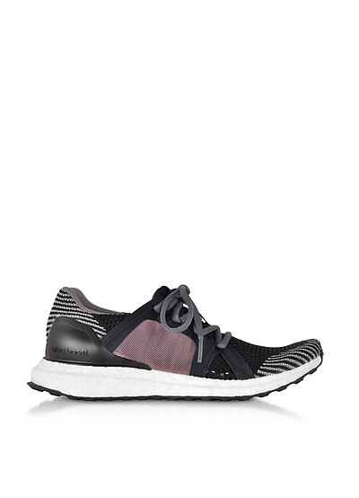 UltraBOOST X  Black and Smoked Pink Women's Sneakers - Adidas Stella McCartney