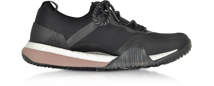 Black PureBoost X TR 3.0 Sneakers - Adidas Stella McCartney