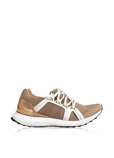 Rose Gold UltraBOOST Sneakers - Adidas Stella McCartney