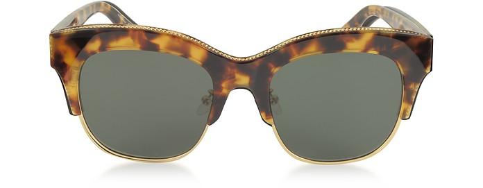 SC0075S Acetate Cat Eye Women's Sunglasses - Stella McCartney