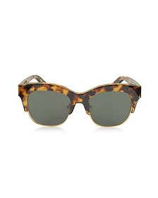 SC0075S Acetate Cat Eye Women's Sunglasses - Stella McCartney