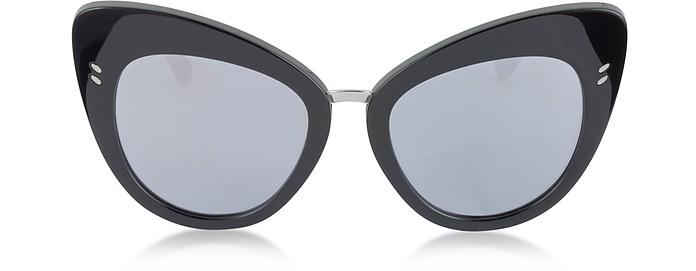 SC0037S Occhiali da Sole Donna Cat-Eye in Acetato - Stella McCartney