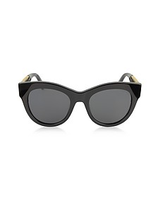 SC0064S Acetate Cat Eye Women's Sunglasses - Stella McCartney