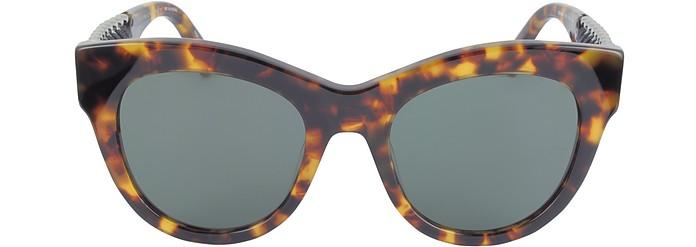 SC0064S Acetate Cat Eye Women's Sunglasses - Stella McCartney