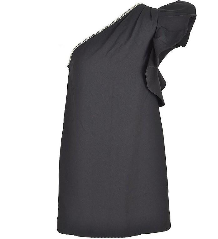 Women's Black Dress - Self-Portrait