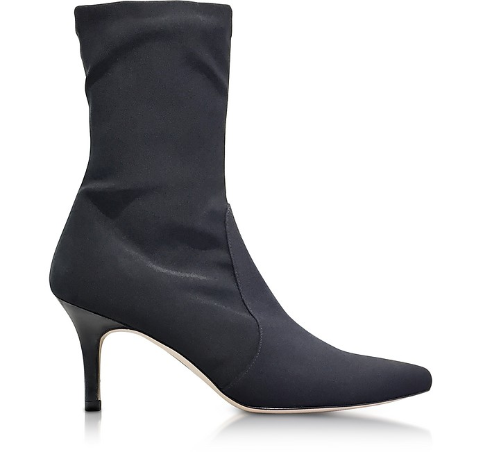 Stuart Weitzman Leather Pointed-Toe Boots Low Price Fee Shipping Cheap Price Shop For Online How Much Online With Credit Card Cheap Buy Authentic XYVkYlWZU