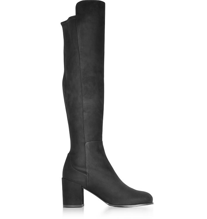 Stuart Weitzman Overknee stiefel Schwarz Damen Schuhe