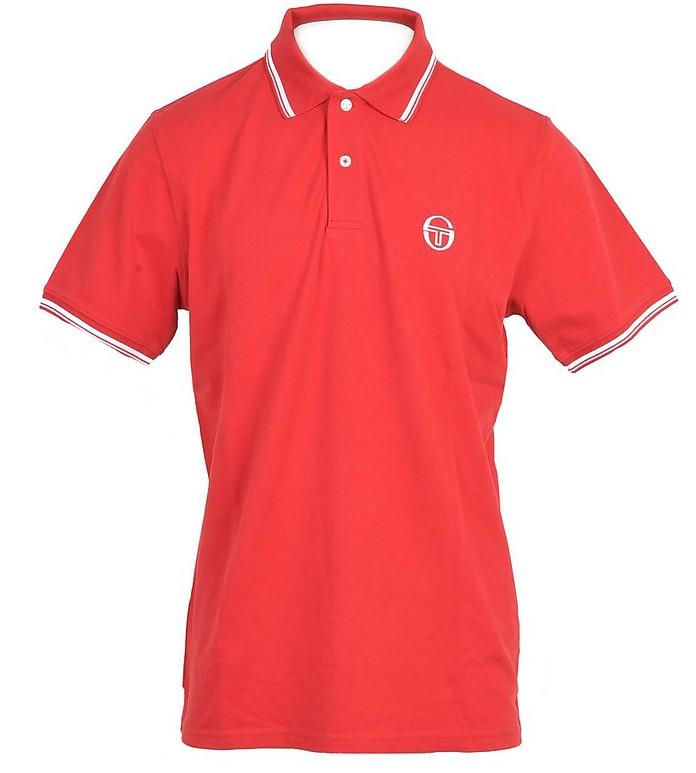 Men's Red Shirt - Sergio Tacchini