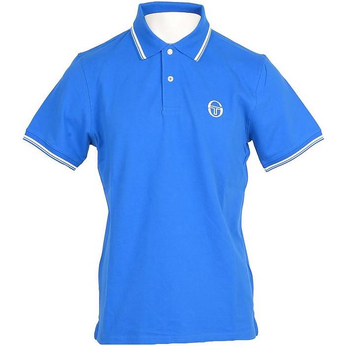 Men's Light Blue Shirt - Sergio Tacchini