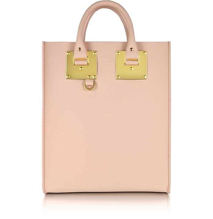 Blossom Pink Albion Mini Tote Bag - Sophie Hulme