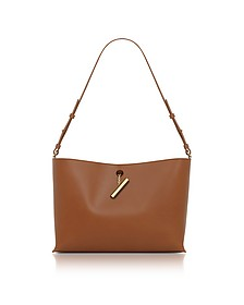Tan Medium Pinch Shoulder Bag - Sophie Hulme