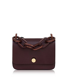 Oxblood Small Spring Crossbody - Sophie Hulme