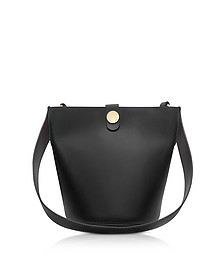 The Swing Leather Bucket Bag - Sophie Hulme
