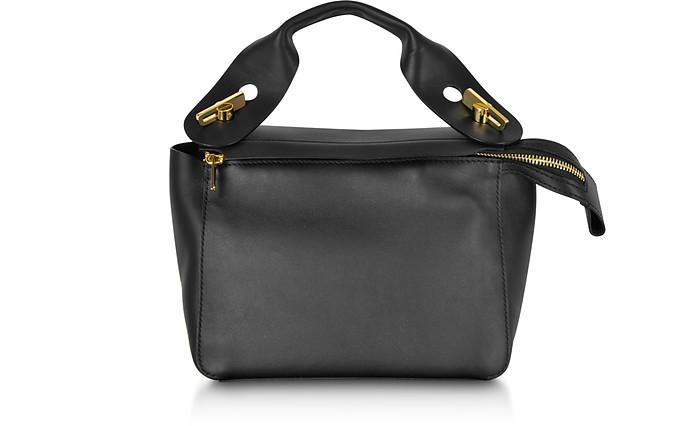 Soft Leather Bolt Shoulder Bag - Sophie Hulme