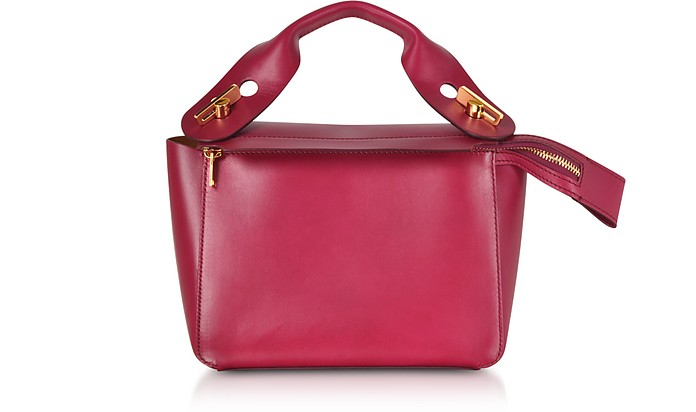 Soft Leather Bolt Shoulder Bag - Sophie Hulme