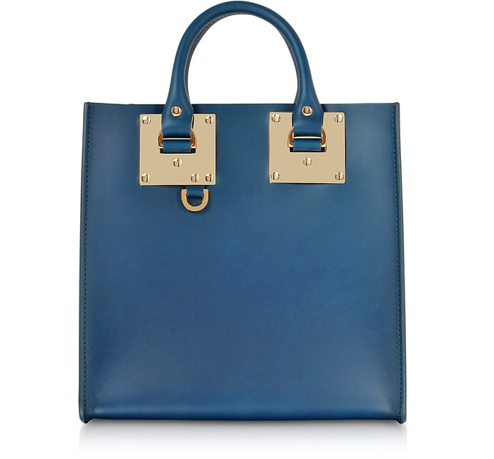 Blue Canard Albion Square Tote - Sophie Hulme