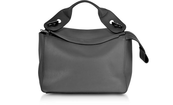 Charcoal Bolt Shoulder Bag - Sophie Hulme