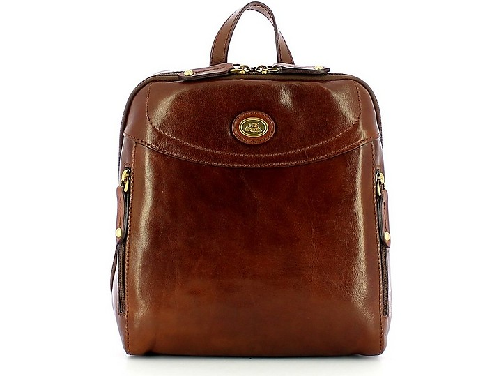 Brown Story Donna Backpack - The Bridge