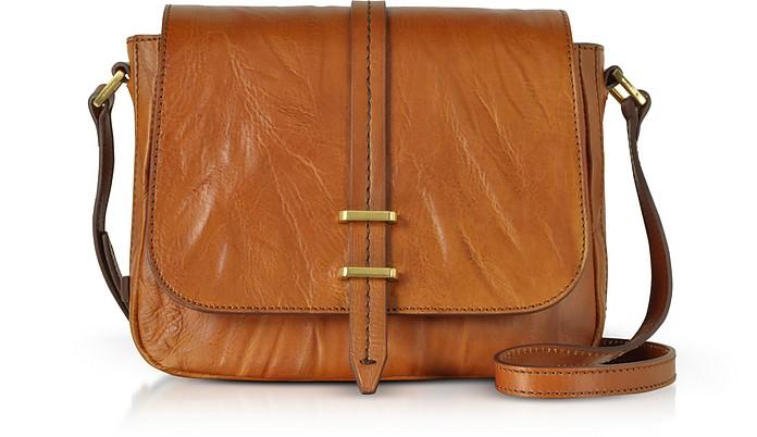 Rimbaud Leather Medium Shoulder Bag - The Bridge