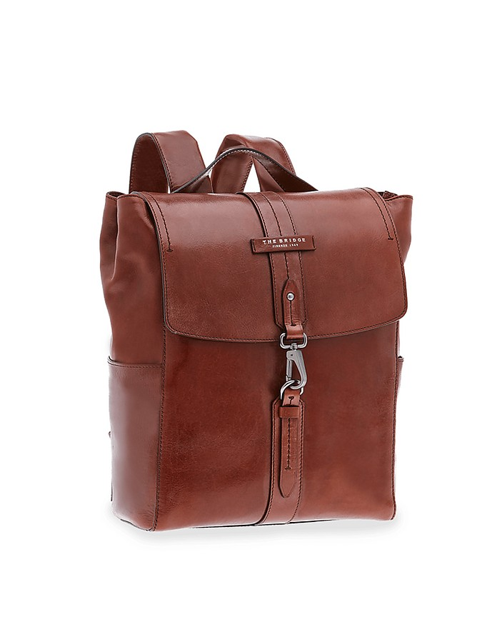 Kallio Genuine Leather Backpack - The Bridge