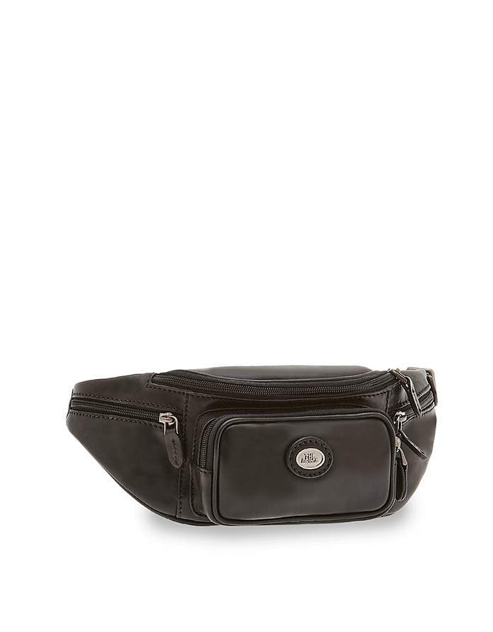 Story Viaggio Genuine Leather Belt Bag - The Bridge