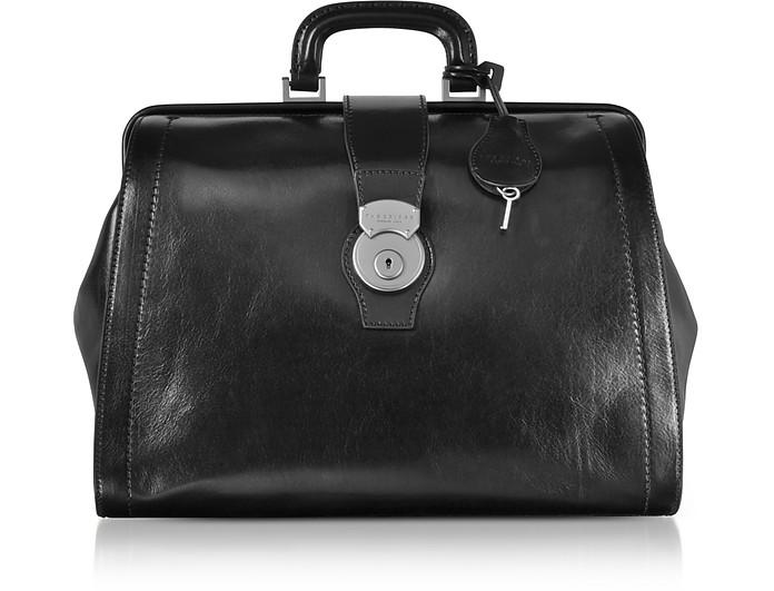 Capalbio Genuine Leather Doctor Bag - The Bridge