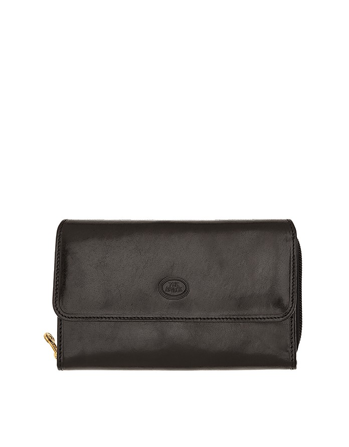 Story Donna Genuine Leather Tri-Fold Wallet - The Bridge