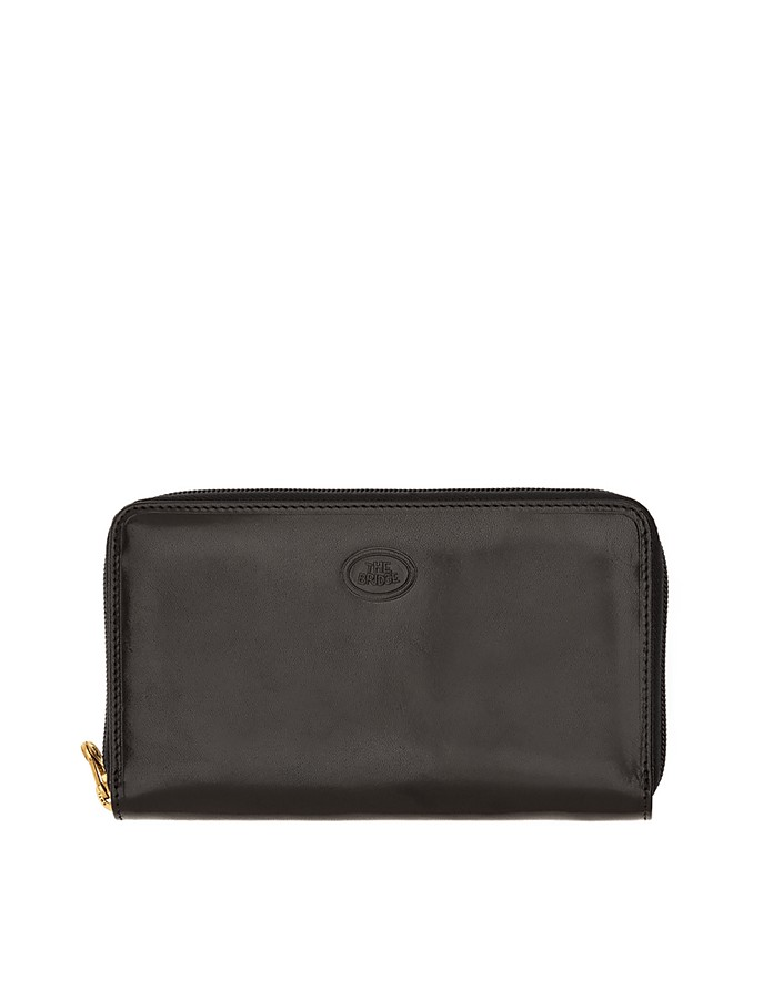Story Donna Genuine Leather Continetal Wallet w/Zip - The Bridge
